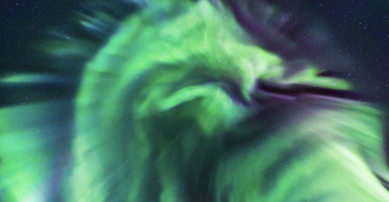Dragon Aurora over Iceland Image Credit & Copyright: Jingyi Zhang & Wang Zheng.