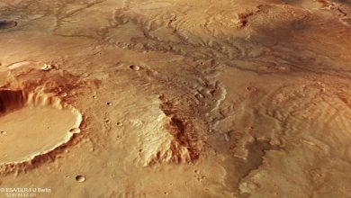 Photo of Scientists Spot Signs of Ancient Flowing Water on Mars