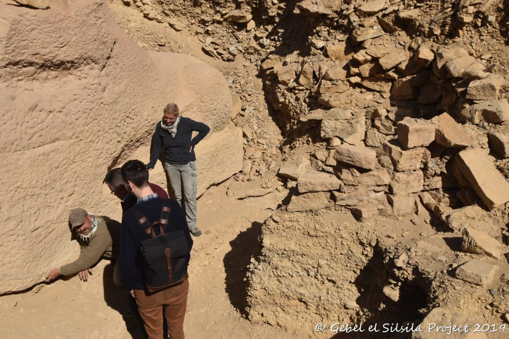 Image Credit: Gebel el-Silsila archaeological project.