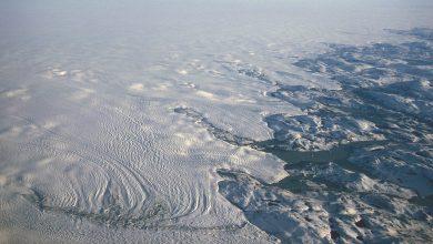 Photo of NASA Spots '33-Kilometer-Wide Impact Crater' hiding Beneath Ice in Greenland