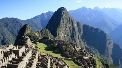 Photo of The Sacred Rock of Machu Picchu Runs the Risk of Disappearing