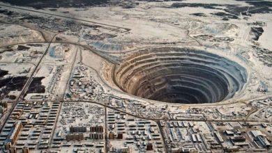 Photo of The Story Behind One of The Largest Holes in the World