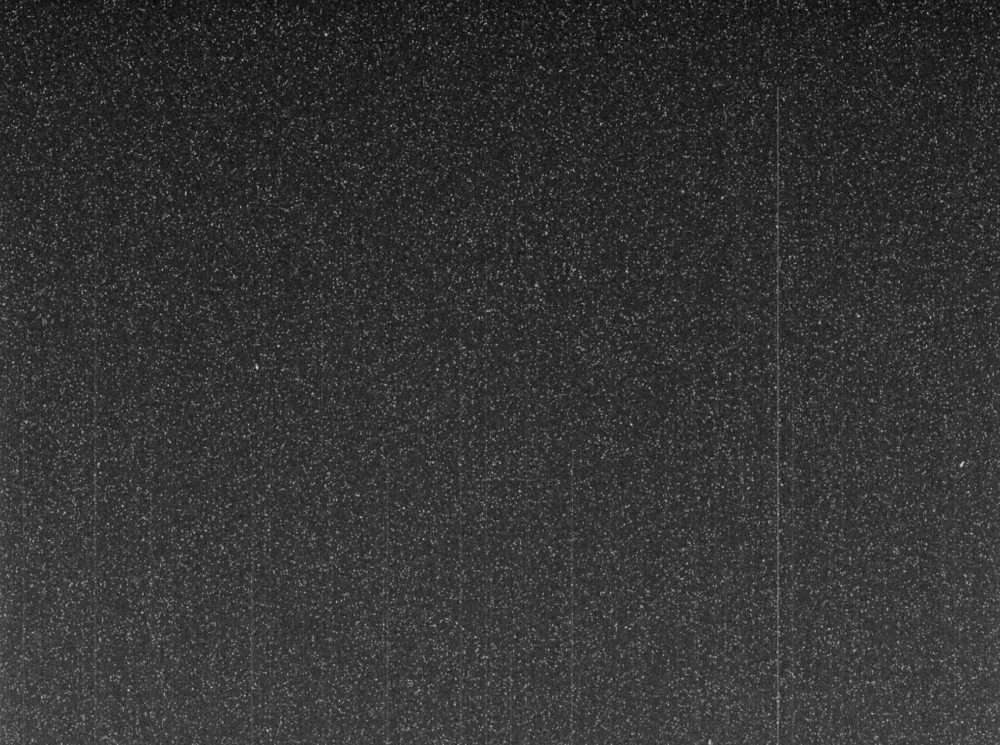 The last image Opportunity took. From Sol 5111. 4/ June 10, 2018.