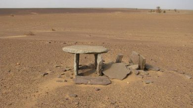 Photo of Researchers Find Hundreds of Mysterious Stone Structures in the Sahara