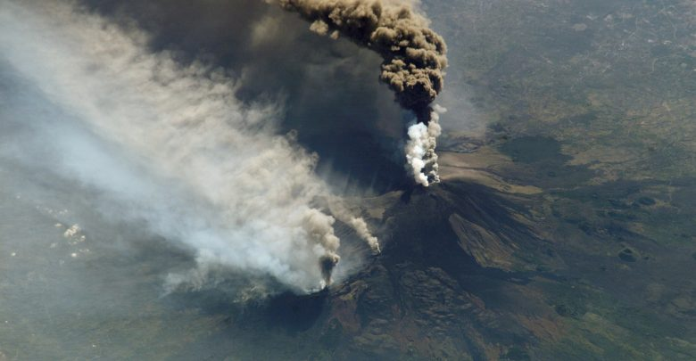 Photo of Massive Volcanic Eruptions May Have Caused the Dinosaurs to Become Extinct