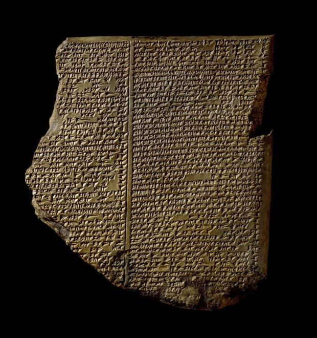 Clay tablets from ancient Mesopotamia provide an entirely new insight to early medical history. (Photo: © The Trustees of the British Museum).