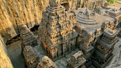 Photo of Carved Out of a Mountain: The Ancient Rock-Cut Temple Cave Complex of Ellora