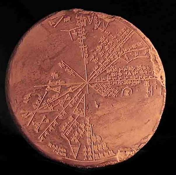 This 5,500-Year-Old Sumerian Star Map Recorded The Impact