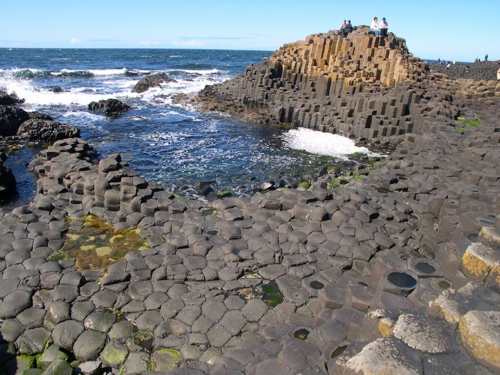 Giant's Causeway, Co. Antrim, Northern Ireland. Image Credit: Wikimedia Commons / CC BY-SA 2.0