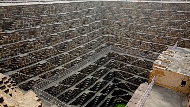 Photo of Ancient Wonders of Design: The Stepwell of Chand Baori and its 3,500 Steps
