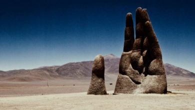 Photo of Here Are 23 of the Weirdest Places on Earth