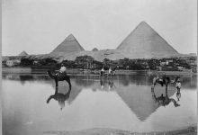 Photo of Here Are 25 Rare Images of The Ancient Egypt's Pyramids and Sphinx