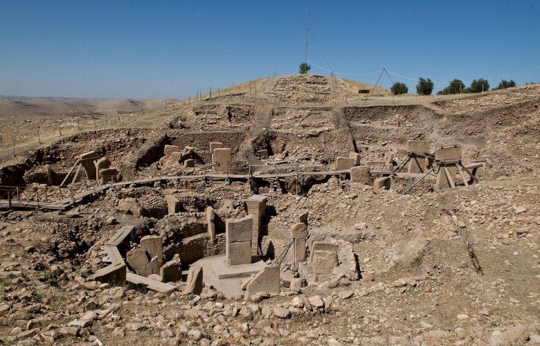 The ruins of Gobekli Tepe. Image Credit: Wikimedia Commons.