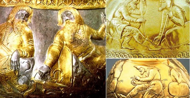 Photo of These 2,400-Year-Old 'Solid Gold Bongs' Were Used by Kings to Smoke 'Pot'