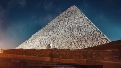 Photo of This Documentary Shows How to Build The Great Pyramid of Giza Using Ancient Tech