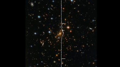 Photo of NASA Turns a Hubble Deep Space Image Into 'Space Sound'