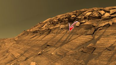 Photo of Scientists Find Direct Evidence of Surfacing Martian Groundwater
