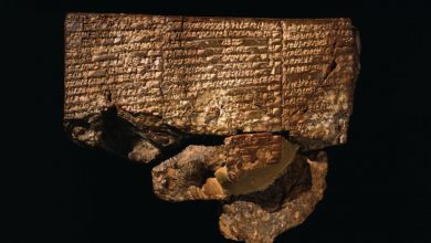 Photo of This Ancient Sumerian Tablet is the Oldest Description of the Great Flood