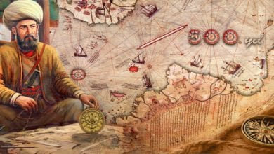 Photo of The Piri Reis Map: An Ancient Map Showing Ice-Free Antarctica?