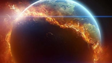 Photo of New Scientific Evidence Suggests a Comet set Earth on Fire, 13,000 Years Ago