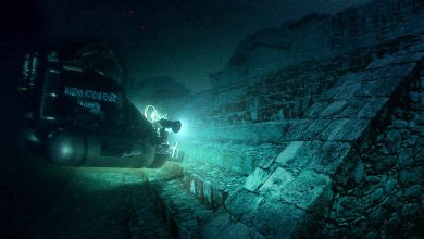 Photo of Is There a 20,000-Year-Old Underwater Pyramid in the Atlantic Ocean?