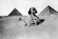 Photo of Travel Back in Time With These 17 Rare, Vintage Images of the Giza Pyramids