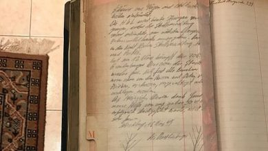 Photo of Secret Diary of SS officer Reveals Location of 11 Hidden Nazi Treasures