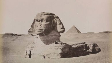 Photo of This is the Oldest Video Footage of the Sphinx, and it was Filmed in 1897