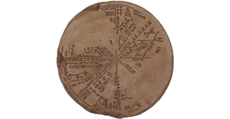 Image result for sumerian star chart