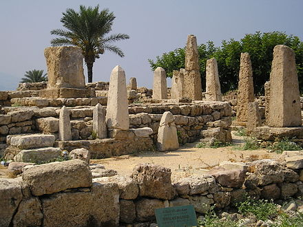 The Temple of the Obelisks. Image Credit: Wikimedia Commons.