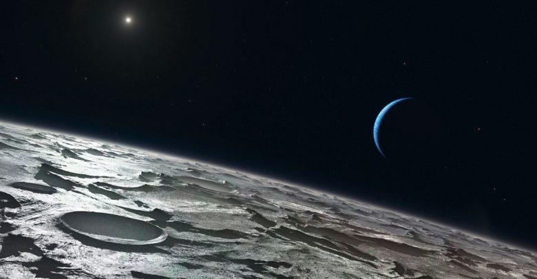 Photo of NASA Proposes Mission to Neptune's Moon Triton: 'It May Harbor Alien Life'