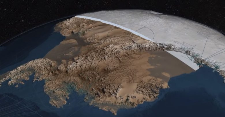 Photo of Antarctica's Hidden World: Here's What Antarctica Looks Like Beneath the Ice