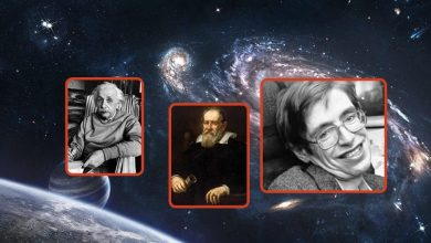 Photo of The Cosmic 'Connection' That Links Einstein, Galileo and Hawking