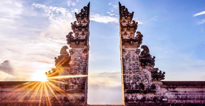 Hasil gambar untuk Heaven gate temple
