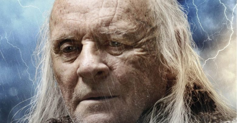Image Credit:  Anthony Hopkins as Methuselah in Noah (2014). Image Courtesy of Paramount Pictures.