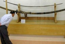 Photo of A Giant's Sword? The Norimitsu Odachi, a 4-Meter-Long Ancient Sword