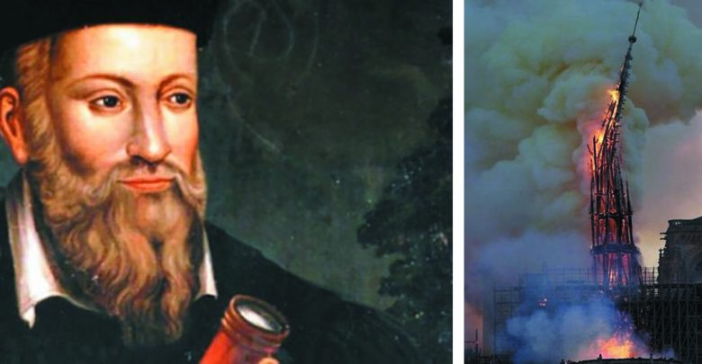 Nostradamus Did NOT Predict the Notre Dame Fire, and Here's