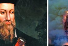 Photo of Nostradamus Did NOT Predict the Notre Dame Fire, and Here's Why