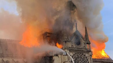 Photo of Notre Dame: Writers and the Shock of Destruction Through History