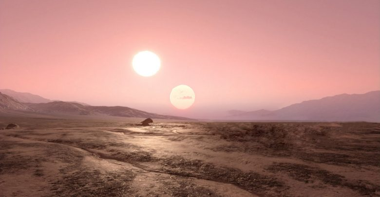 Photo of New Exoplanet Found Orbiting Two-Star 'Tatooine' System