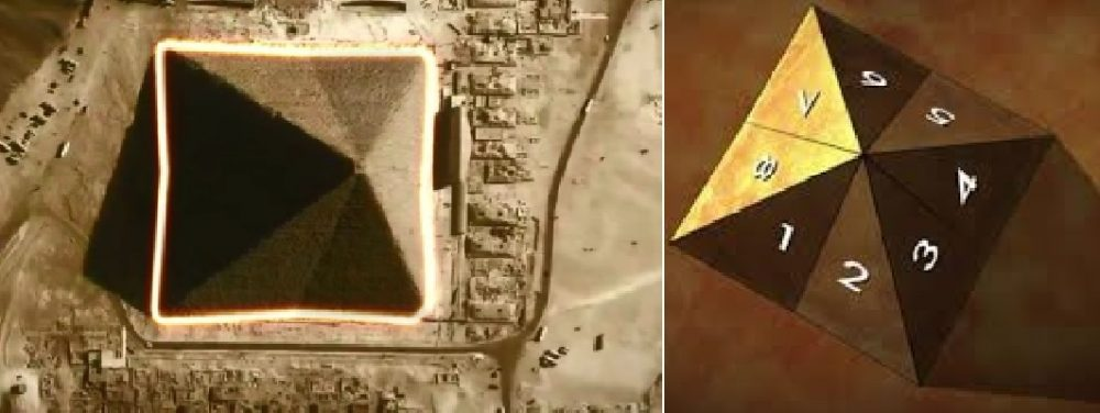The Great Pyramid of Giza Is the Only Known Eight-Sided Pyramid in  Existence | Curiosmos