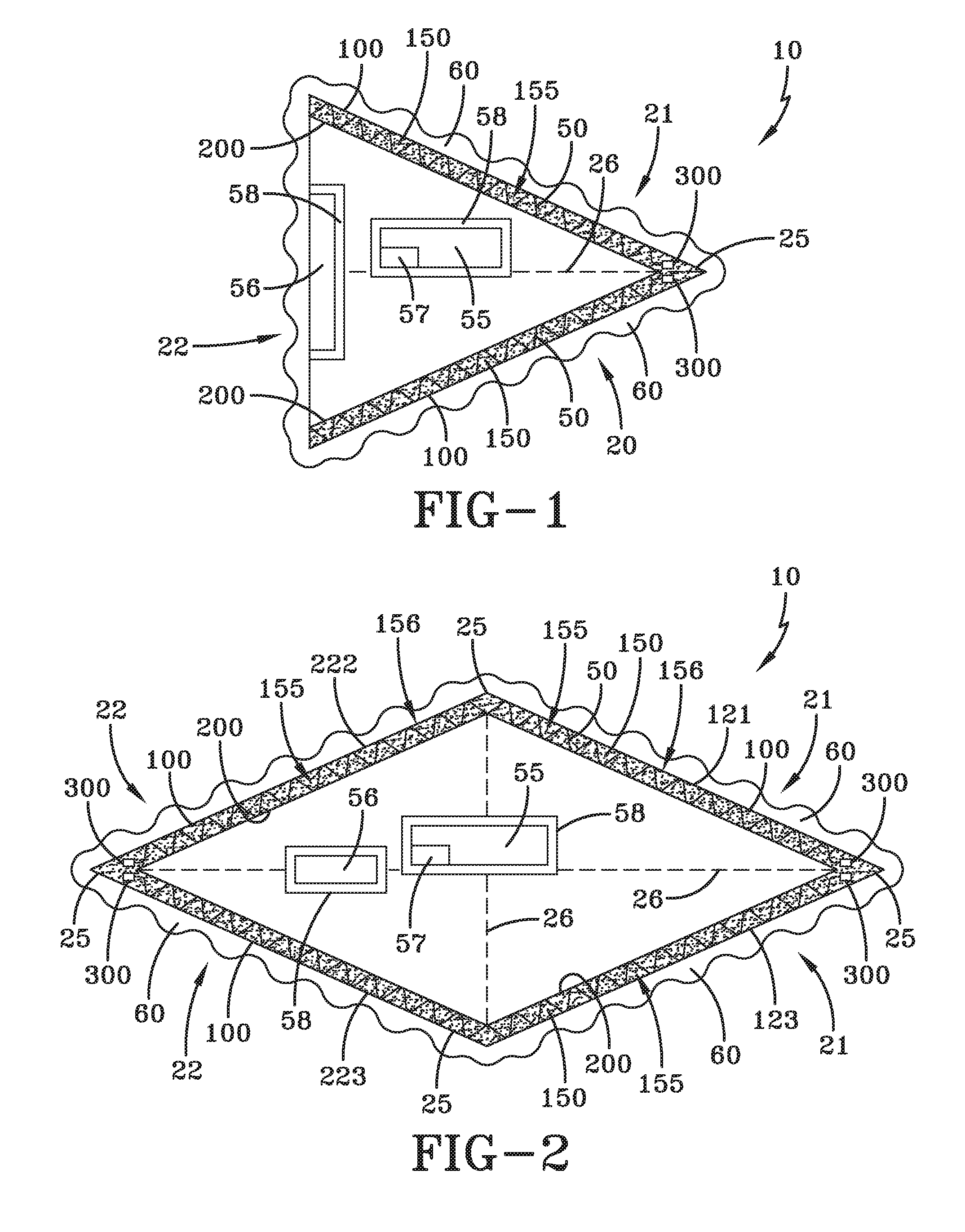 Patent for a UFO-Like aircraft. Image Credit: Patents-Google.