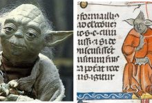 Photo of Yoda, Is That You? Image of Star Wars' Master Yoda Found in 14th Century Manuscript