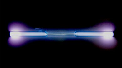 Photo of Half-Life of Xenon 124 is about 18 Sextillion Years