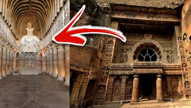 Photo of The Fascinating Story Behind the Ancient Rock-Cut Ajanta Caves