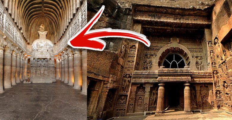 Photo of The Fascinating Story Behind the Ancient Rock-Cut Ajanta Caves