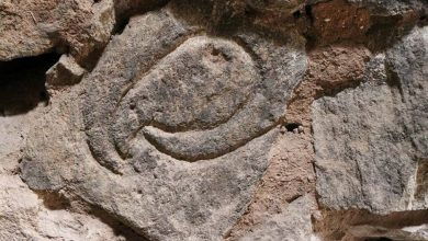 Photo of 3,500-Year-Old 'Hieroglyphs' Discovered in Cappadocia
