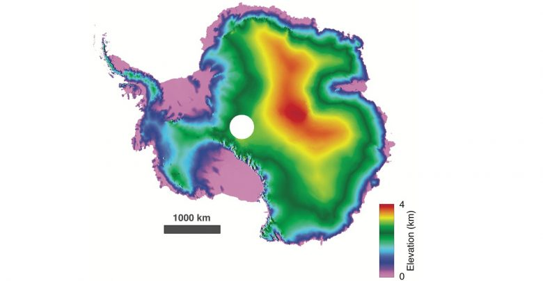Photo of This is the Most Detailed 3D Map of Antarctica Yet, and it Reveals Incredible Surface Features