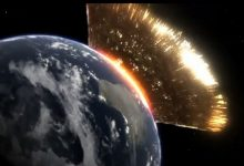 Photo of This is What it Would Look Like if the Biggest Asteroid in the Solar System Collided With Earth