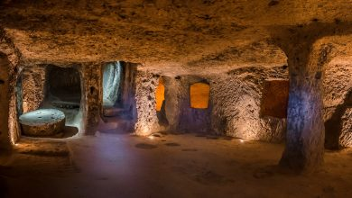Photo of 3 Ancient Underground Cities You Probably Didn't Know Existed